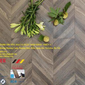 Sàn gỗ công nghiệp vân xương cá việt nam