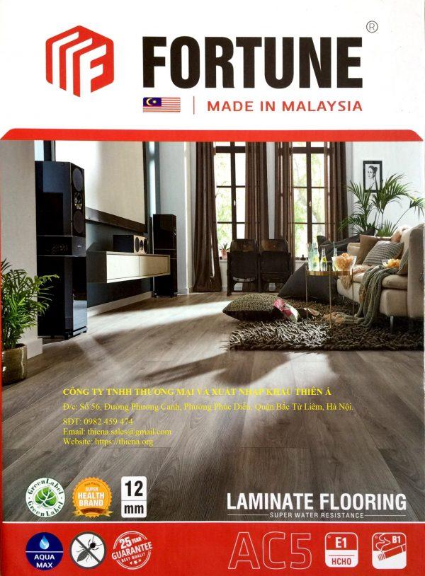 Sàn gỗ malaysia fortune giá rẻ nhất