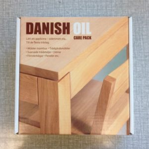 Danish oil dầu lau